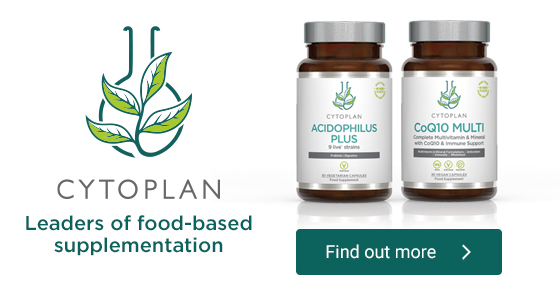 Cytoplan Nautritional Supplements - Nature Meets Science