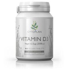 Wholefood Vitamin D3 Vegan