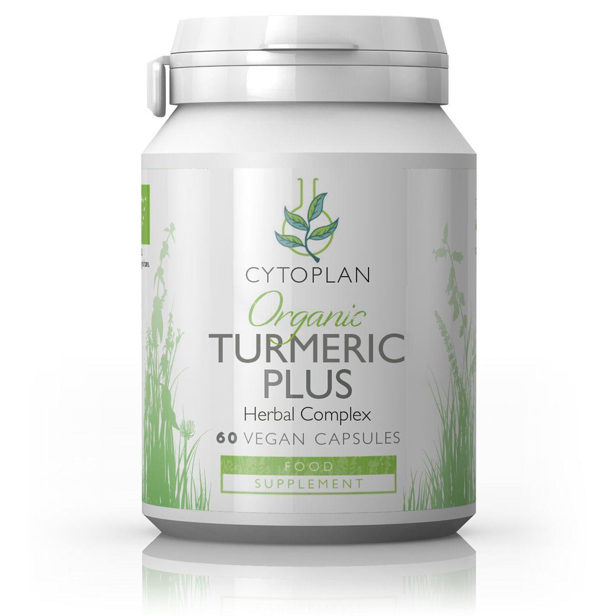 Organic Turmeric Plus