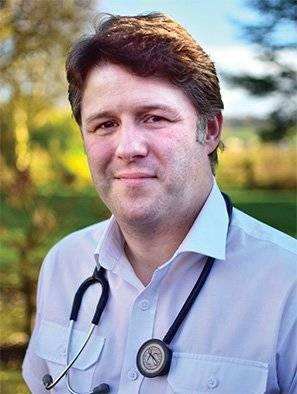 Dr David Morris
