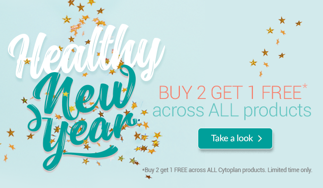 Healthy New Year Sale