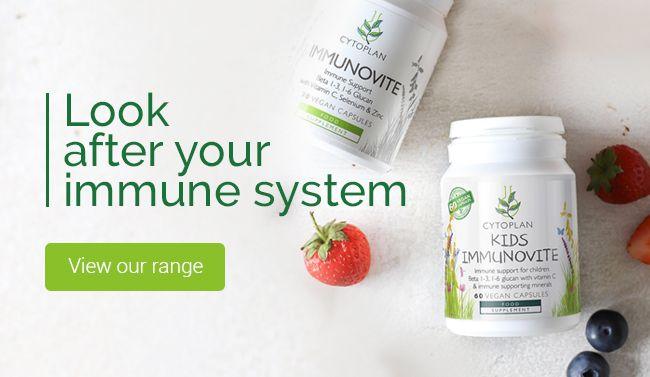 Immune Health Supplements