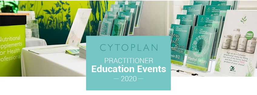 Cytoplan events