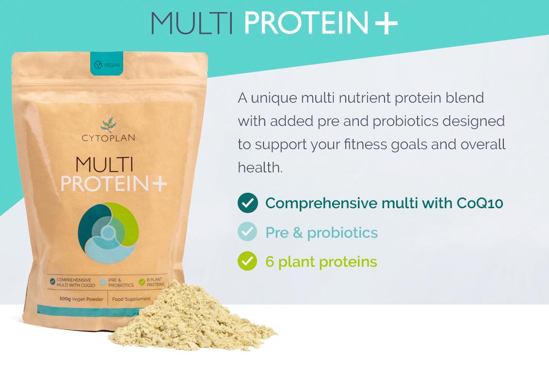 Multi Protein+ register your interest